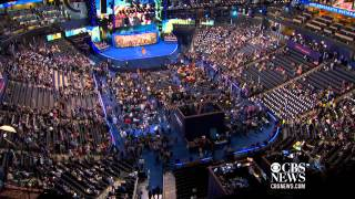 "Reinstating Jerusalem, ""God"" language met with boos at DNC"