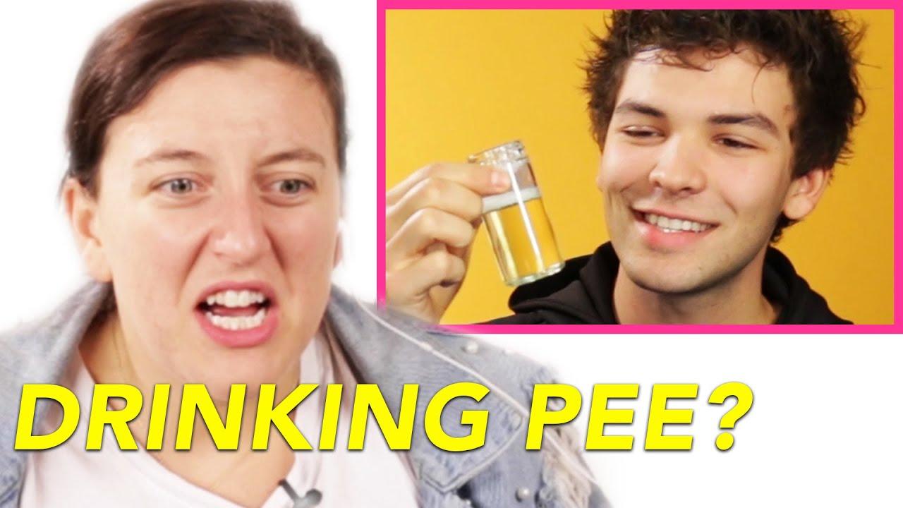 People React to The Weirdest BuzzFeed Videos thumbnail