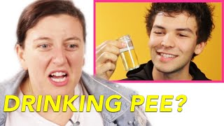 People React to The Weirdest BuzzFeed Videos