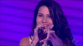 "Isadora Emer ""Mal de Mim"" - Djavan - The Voice Kids"