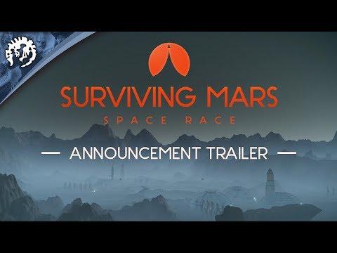 Trailer extension Space Race de Surviving Mars