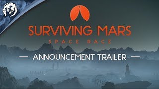 Surviving Mars: Space Race Youtube Video
