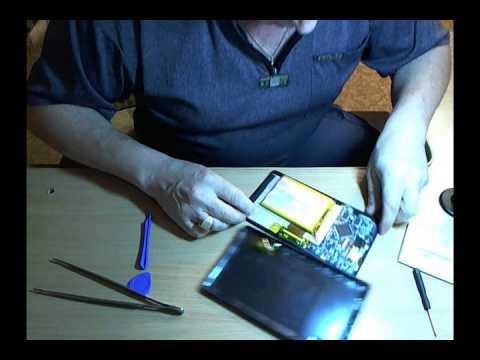 Вскрытие планшета Супра и замена дохлой батарейки с помощью посылки из Китая.