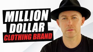 Creating A Massive Million Dollar Brand W/ DOPE Clothing CEO Rob Gough