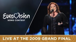 Chiara - What If We (Malta) Live 2009 Eurovision Song Contest