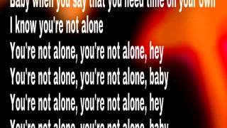 I know you're not alone By sweetbox paradise kiss song