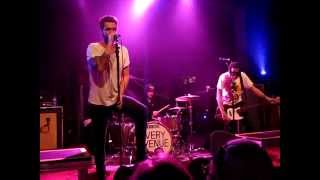 "Every Avenue-""No One But You"" Live @ Varsity Theater in Minneapolis, MN"