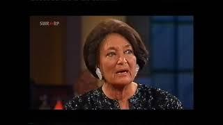 Edda Moser bei Menschen der Woche