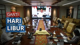 Jokowi Akan Ganti Libur Lebaran agar Warga Tetap Bisa Mudik, Fasilitas dan Infrastruktur Disediakan