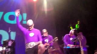 Martian Girl - The Aquabats (Live)