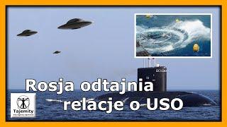 Rosja odtajnia relacje o USO