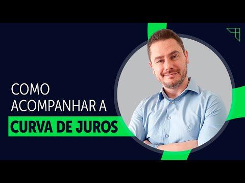 Como acompanhar a CURVA DE JUROS?