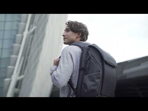 DAWN: Versatile Tech-filled Urban Backpack-GadgetAny