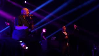 VNV Nation & Apoptygma Berzerk (Stephan Groth) - Kathy's Song (Live in New York, 2016).