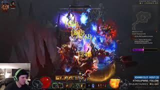 Diablo 3 Barb GR90 Season 14 Rank 299 NA