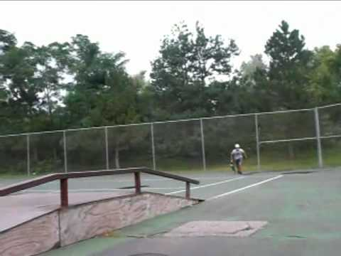 2009 mendota skatepark