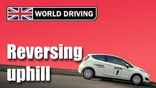 How To Do Hill Starts In Reverse In A Manual/stick Shift Car - Learning To Drive