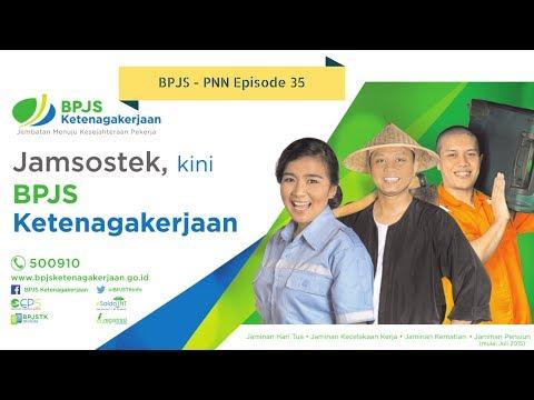 Cara Cek Saldo BPJS dan Klaim BPJS Ketenagakerjaan Online - PNN Eps 35