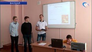 Участники образовательного проекта «Азбука предпринимательства» защитили дипломы