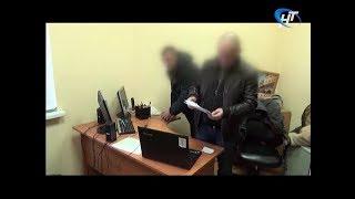Новгородские полицейские задержали двух новгородцев, подозреваемых в организации незаконной миграции