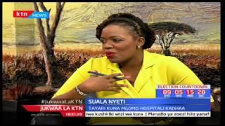 Jukwaa la KTN: Suala Nyeti; Tisho la mgomo wa madaktari sehemu ya pili