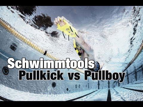 Das wichtigste Schwimmtool: das Pullkick (vs Pullboy) | SWIMAZING UNIVERSITY