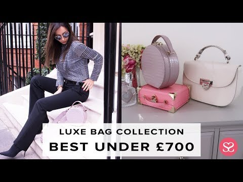 MY 2018 HANDBAG COLLECTION | Aspinal of London Haul & Review | Sophie Shohet