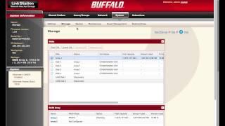 Technoob NAS Buffalo linkStation Pro Quad 16TB Review, Anleitung