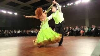 "Dan Terrio and Mina Witte's Quickstep - ""Lifestyles of the Rich and Famous"" by Good Charlotte"