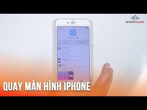 Cách quay lại màn hình trên iPhone cực đơn giản chất lượng