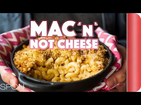 Jalapeño Mac 'n' Cheese.... Vegan Style!