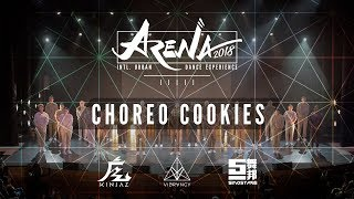 [1st Place] Choreo Cookies | Arena LA 2018 [@VIBRVNCY 4K]