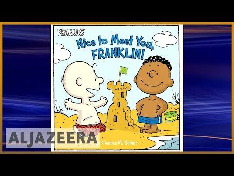 🇺🇸 Franklin turns 50: A look at Peanuts' first black character | Al Jazeera English