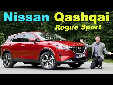 all-new Nissan Qashqai 2022 Rogue Sport FULL REVIEW
