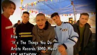 Five - 5ive -  It's The Things You Do