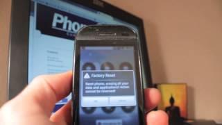 LG GW620 - Resetear | Reestablecer | Hard Reset | Recovery mode - Phone&Cash
