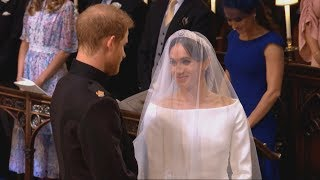 Royal Wedding: Meghan Markle arrives for her wedding to Prince Harry