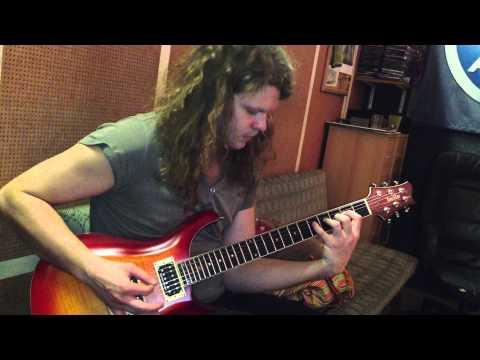 Darkside - Darkside - Inferno - Hosts Of Depravity - Pylath rhythm guitar