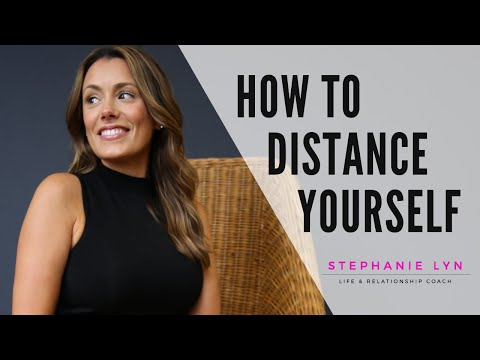 How to Distance Yourself from an Emotionally Abusive Person