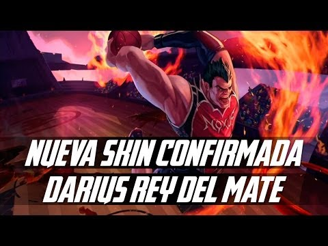 Skin Darius NEW