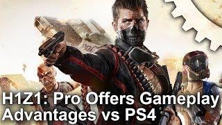 H1Z1: PS4 Pro