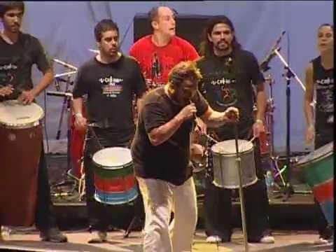 Vicentico video Carnaval toda la vida - San Pedro Rock II / Argentina 2004