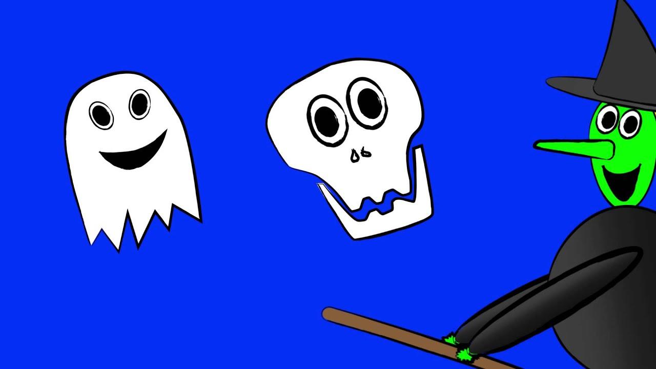 Es Halloween! Kids Halloween Song in Spanish