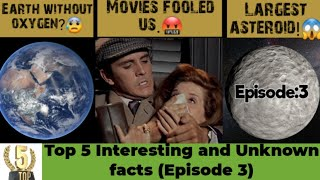 Top 5 interesting and unknown facts | Top 5 |