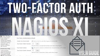 How to use two-factor authentication in Nagios XI