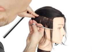 Johnny Depp Sauvage Dior Ad Hair Tutorial - TheSalonGuy