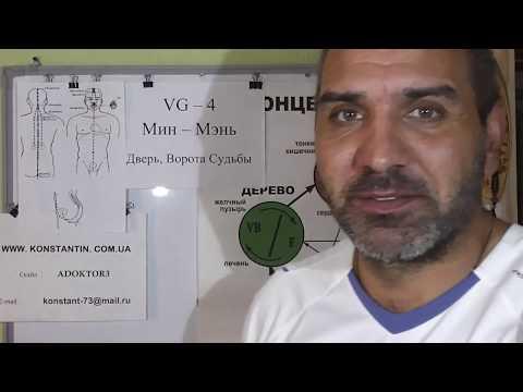 Атрофия Коры Головного мозга. Помощь точками акупунктуры. онлайн видео