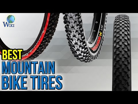 7 Best Mountain Bike Tires 2017