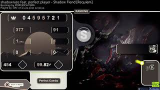 Shadow Fiend +HD FC