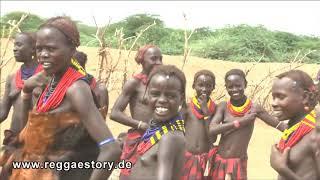 Dassanech Village - Omorate - Ethiopia - 09.06.2019